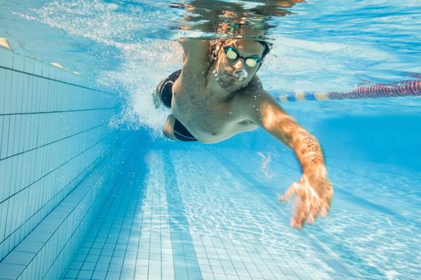 Nuoto ossigenoterapia